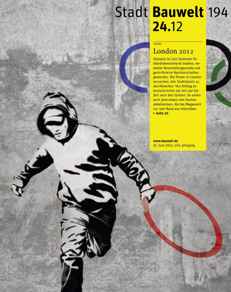 Infografiken für Stadt Bauwelt – Architektur Magazin // Themen: demografischer Wandel, Städtebau, Stadtentwicklung, Stadtkultur // Thema: Reading the Riots / London