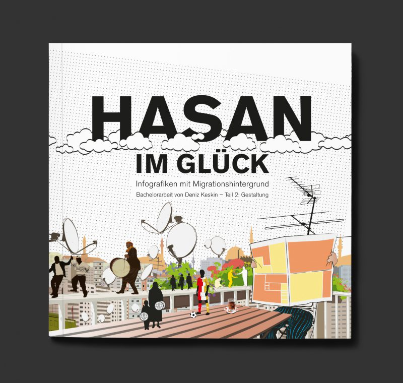 Hasan im Glück - Infografiken mit Migrationshintergrund