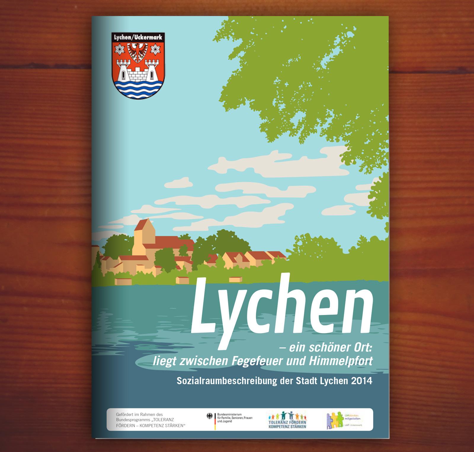 Lychen – Sozialraumbeschreibung der Stadt Lychen (Uckermark, Brandenburg) mit Infografiken